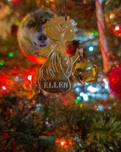 Jan 4: Ornament from Grandma