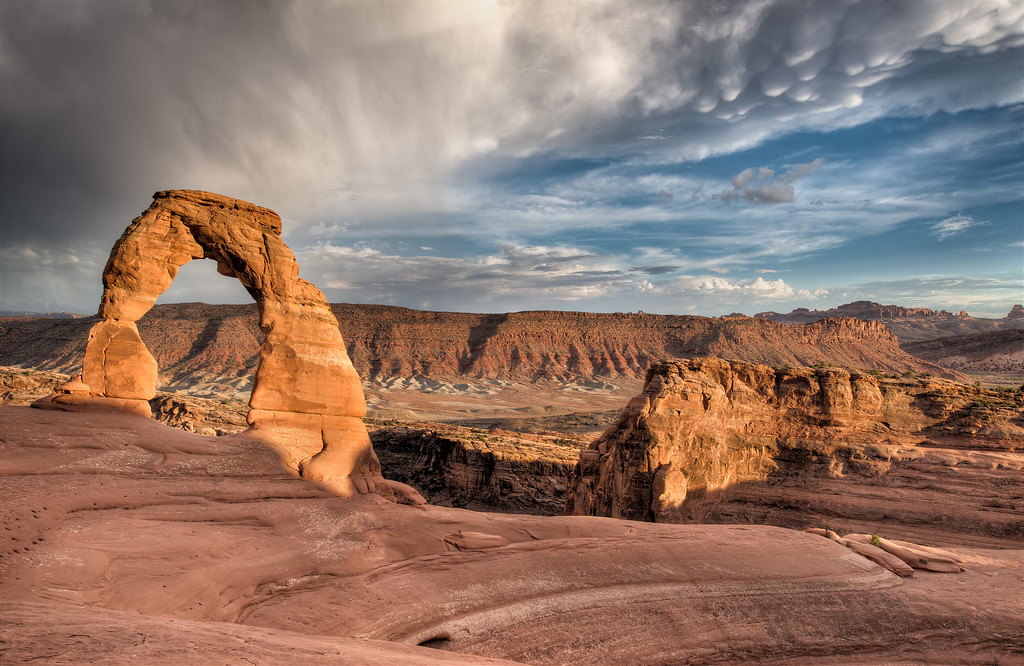 The Arch of Utah