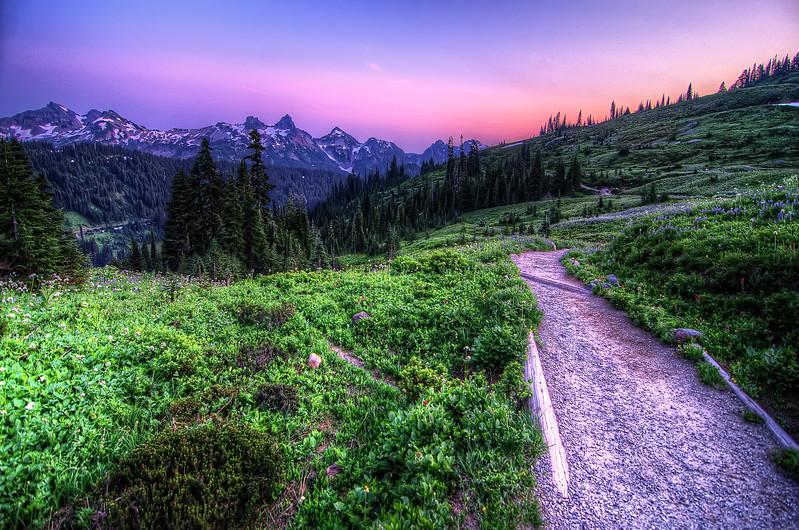 A Warm Path