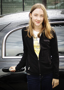 Saoirse Ronan, Academy Award Nominee for Atonement, also starred in Hannah, The Lovely Bones, The Host & The Way Back.