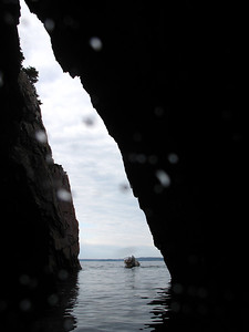 Kings Cove Cave