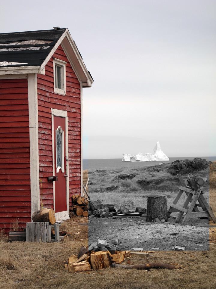 Elliston Iceberg (colour)
