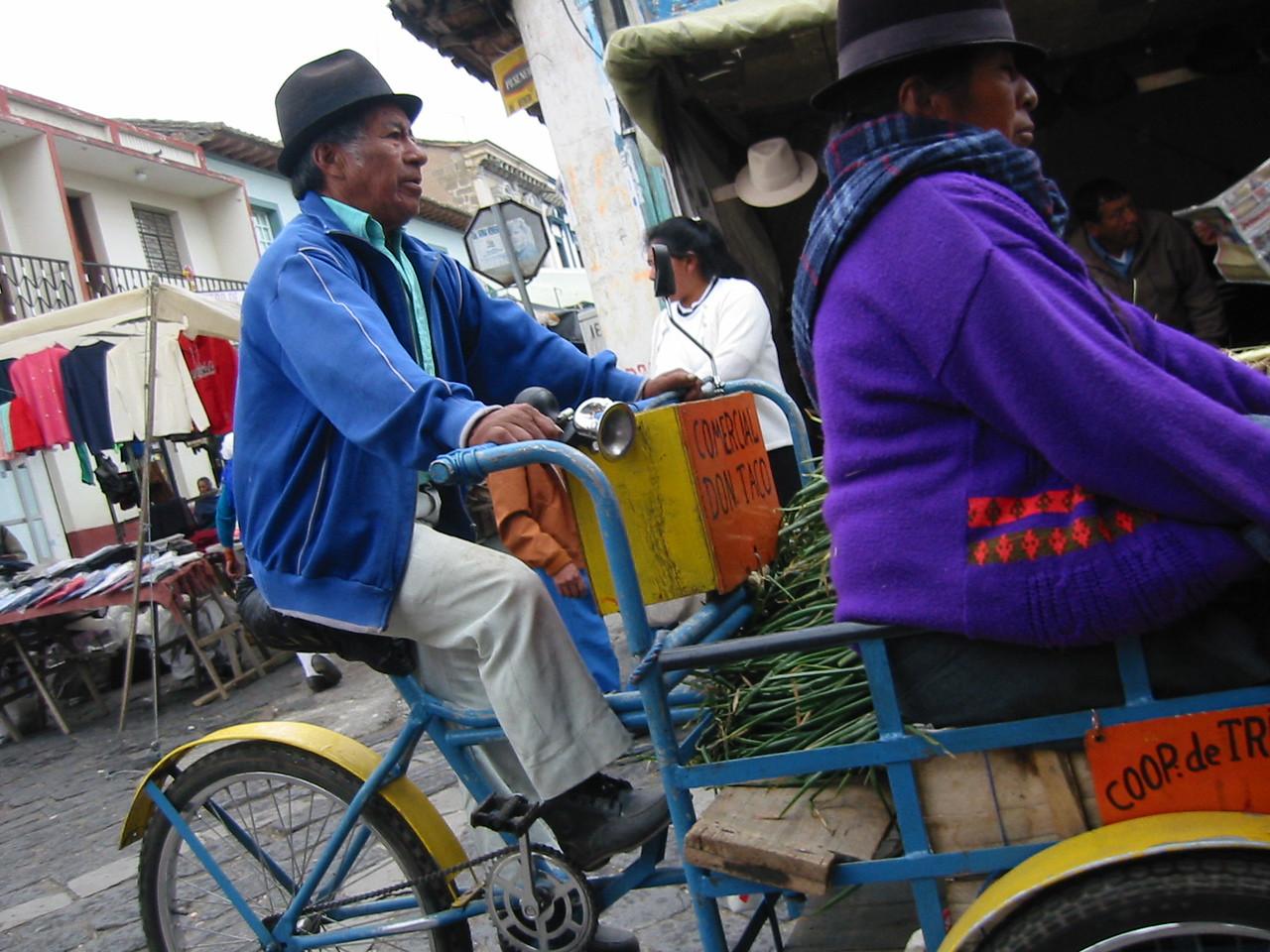 Don Taco Taxi,Saquisili,Ecuador