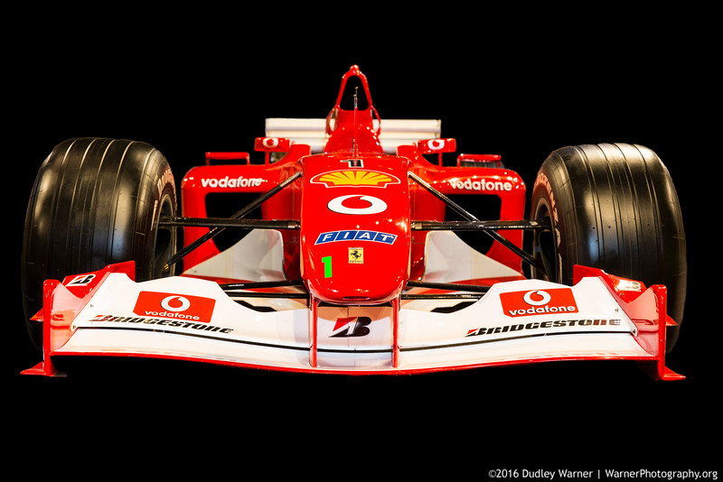 Schumacher Formula 1 Car