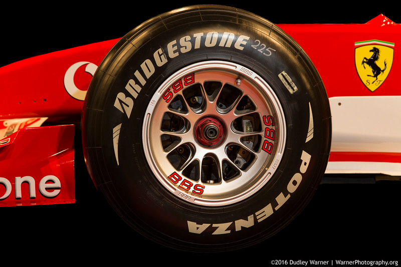 Schumacher Formula 1 Wheel