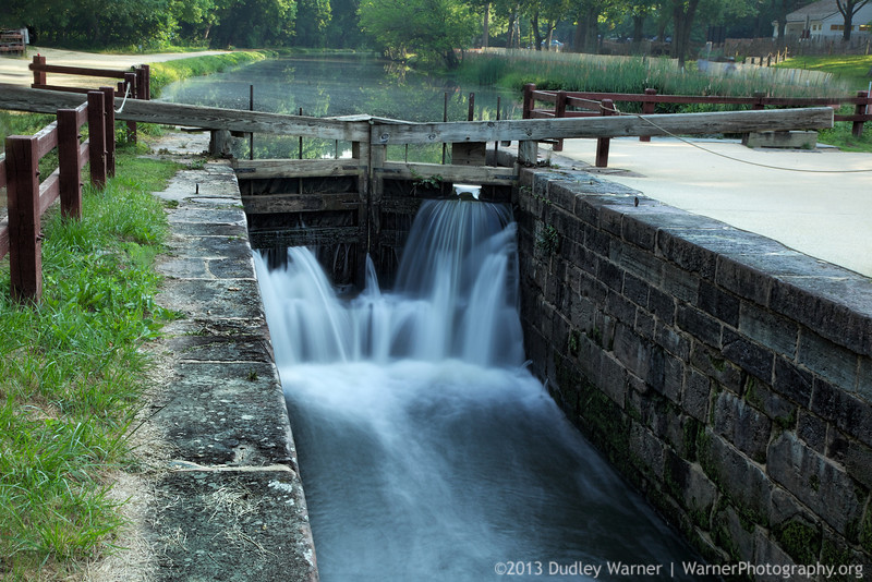 Falls at the Lock