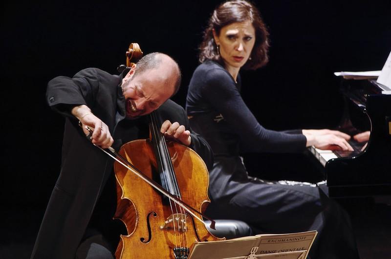 Enrico Dindo e Monica Cattarossi