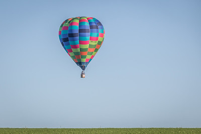 Hot Air Balloon in Northam, WA