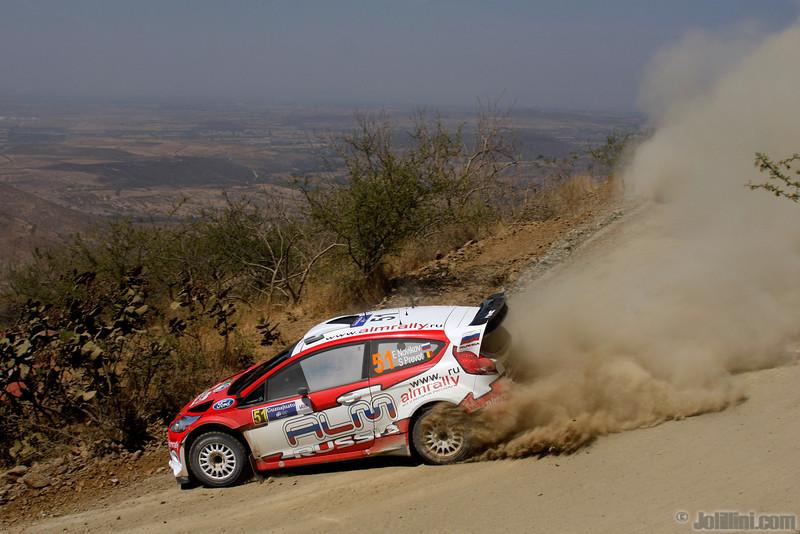 51 novikov e prevot s ( rus bel) ford fiesta RS WRC mexique 25