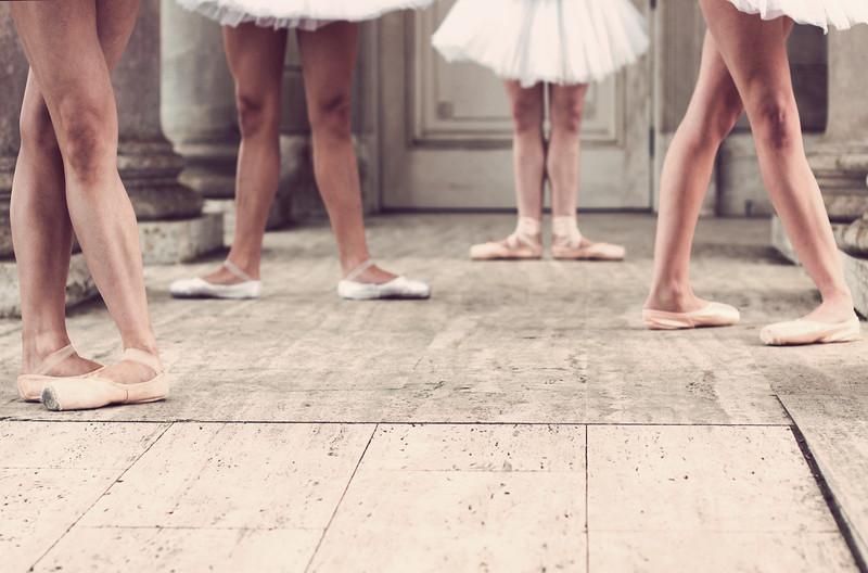 Dancers - Koto Ishihara, Jeraldine Mendoza, Emma Rubinowitz & Alanna Endahl.<br /> <br /> © 2012 Oliver Endahl