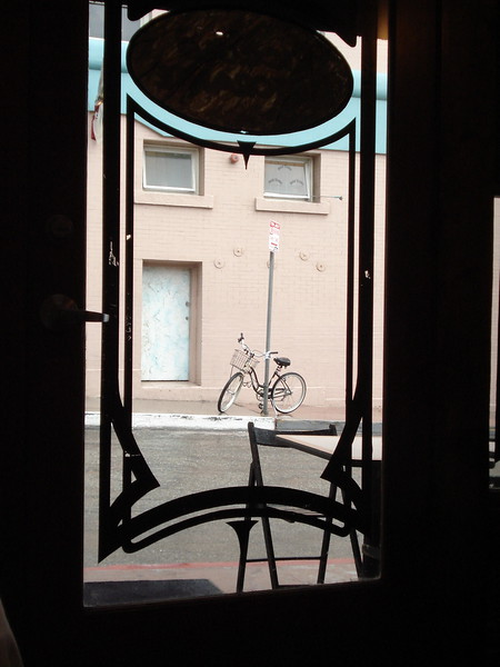Bicycle  - Framed, Venice Beach, California, September 2007