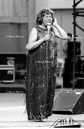 Sarah Vaughan (March 27, 1924 – April 3, 1990) American jazz singer