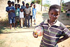 Always time for soccer - Zambia