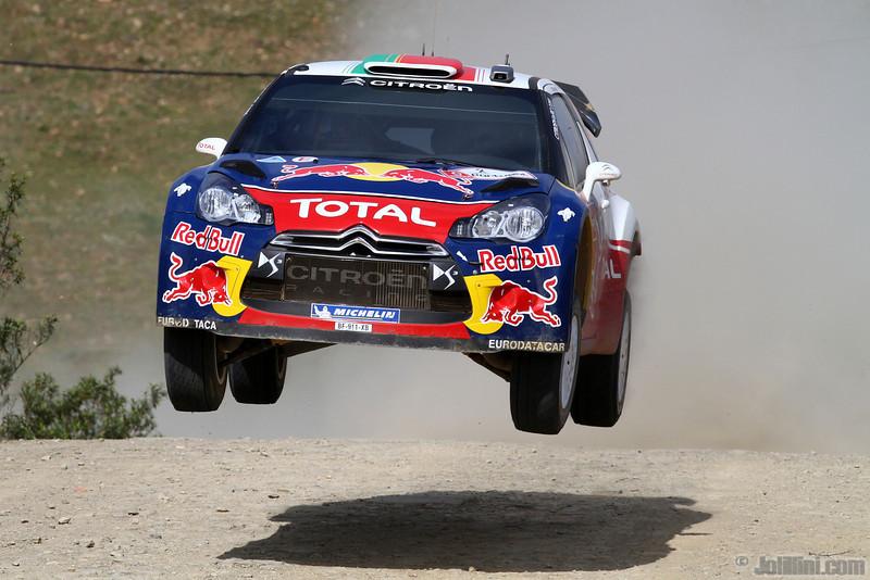 02 ogier s loeb s (fra) citroen DS3 WRC portugal 45