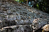 Steps of the ruins - Honduras