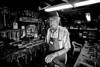 'New Mexico series - Mr. Fix It'<br /> Location: Chama, New Mexico<br /> Daniel Driensky © 2009