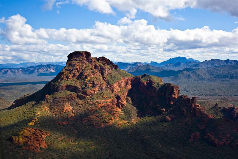 Arizona - Red Mountain
