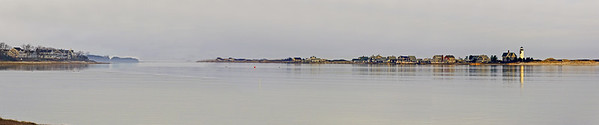 Barnstable Harbor in Winter