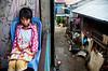 Bedroom street view - Cambodia