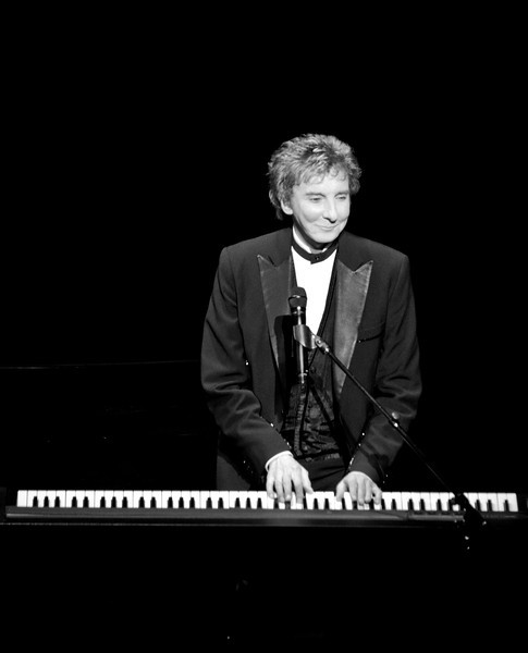 Barry Manilow on Broadway, Saturday Night, February 16th, 2013 at The St. James Theater in New York City.