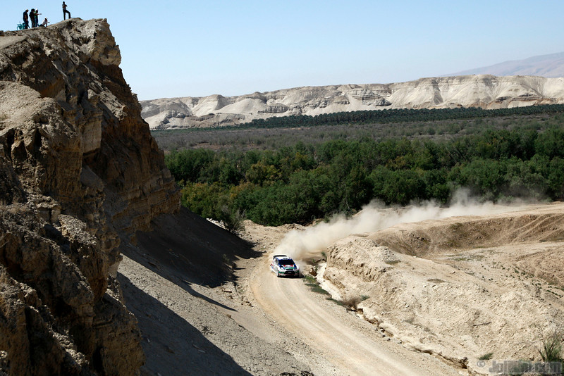 hirvonen m lethinen j (fin) ford fiesta RS WRC jordanie (JL )11