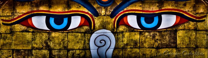 Budda Eyes