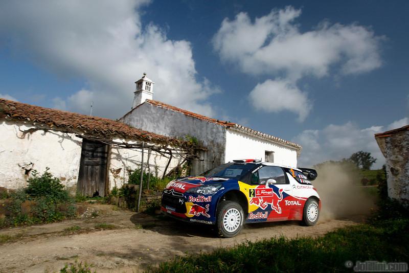 02 ogier s ingrassia j (fra) citroen DS3 WRC portugal 20