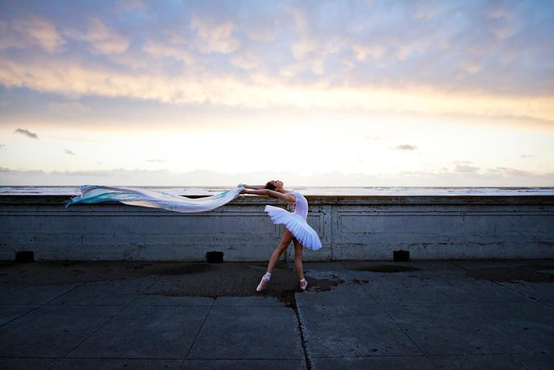 Dancer - Natasha Sheehan.<br /> <br /> © 2012 Oliver Endahl