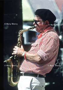 Richie Cole (born February 29, 1948) is a jazz alto saxophonist