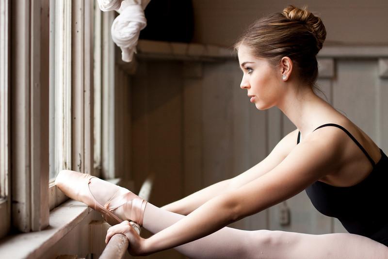 Dancer - Lauren Slattery.<br /> <br /> © 2011 Oliver Endahl