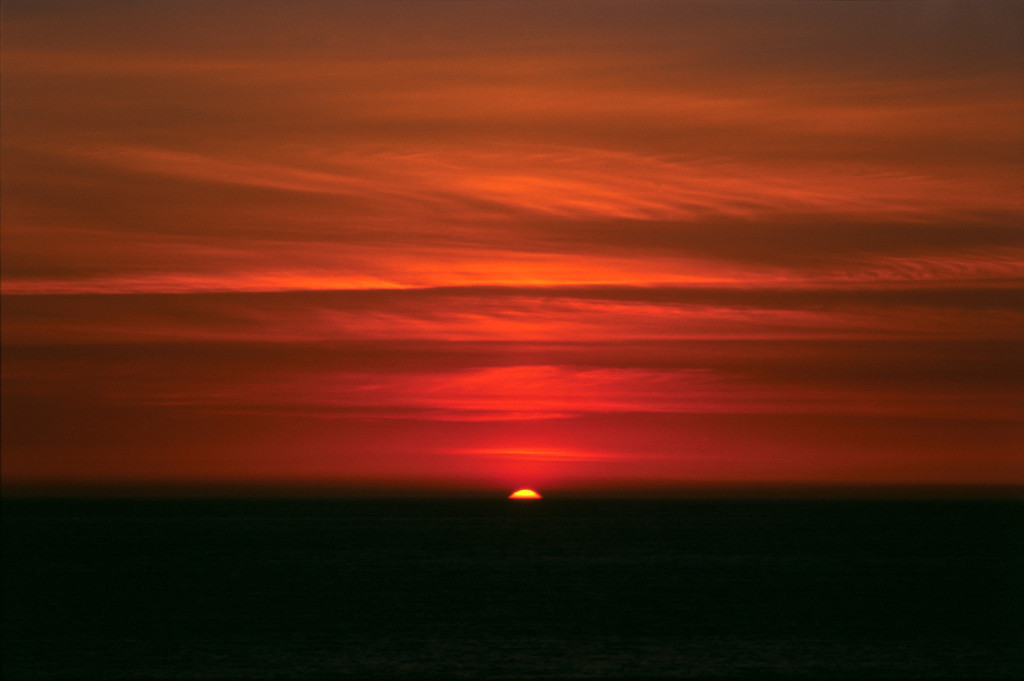 sunsetHrzntl