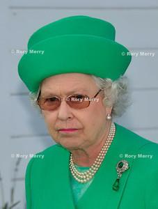 Queen Elizabeth 11 of England