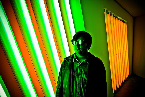 'Hell (modern)'<br /> Artwork by Dan Flavin<br /> Marfa, TX<br /> Daniel Driensky © 2010