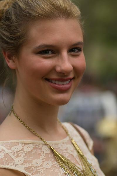 Another beautiful girl at the 2o14 Ren Fair