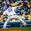 Clayton Kershaw of the Los Angeles Dodgers.