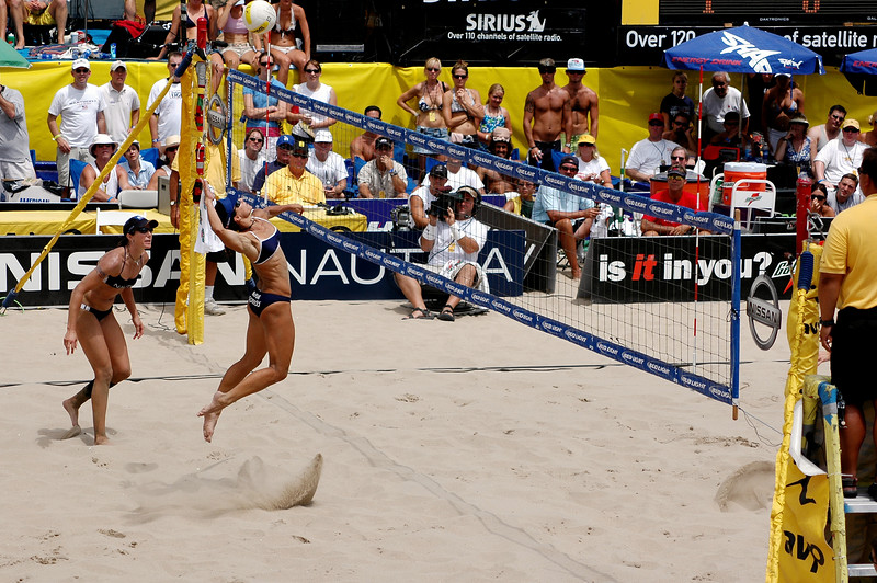 Professional Volleyball - Holly McPeak