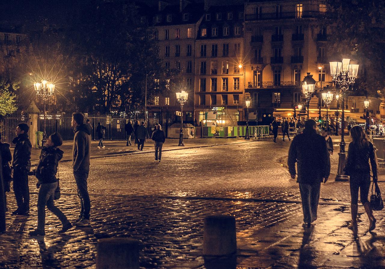 A Parisian stroll