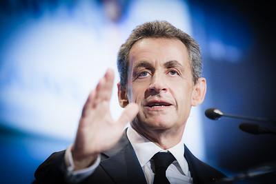 Nicolas Sarkozy - ex-président de la République, président des Républicains