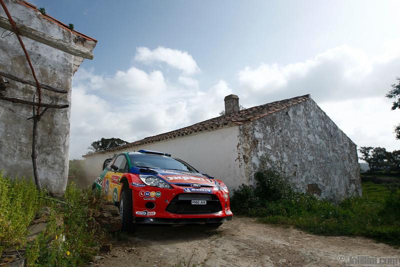 05 solberg h i minor ( nor au ) ford fiesta RS WRC portugal 20