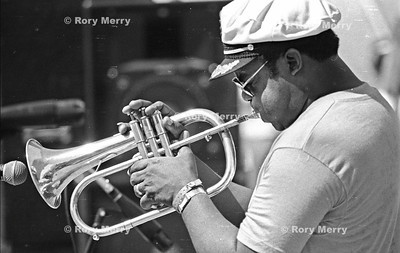 "Frederick Dewayne ""Freddie"" Hubbard (April 7, 1938 – December 29, 2008)[1] was an American jazz trumpeter Hubbard started playing the mellophone and trumpet in his school band at Arsenal Technical High School in Indianapolis, Indiana"