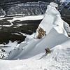 Bagging a classic on Mt. Chephren, Banff National Park