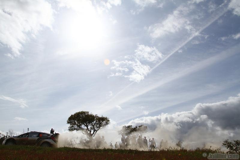 wilson m martin s(gbr) ford fiesta RS WRC portugal (jL)