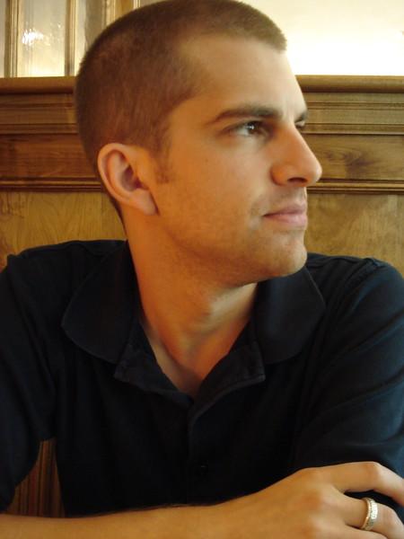 Chad Dryden, Boise, Idaho, September 2007