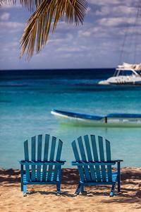 Saona Island, Dominican Republic, February 2012