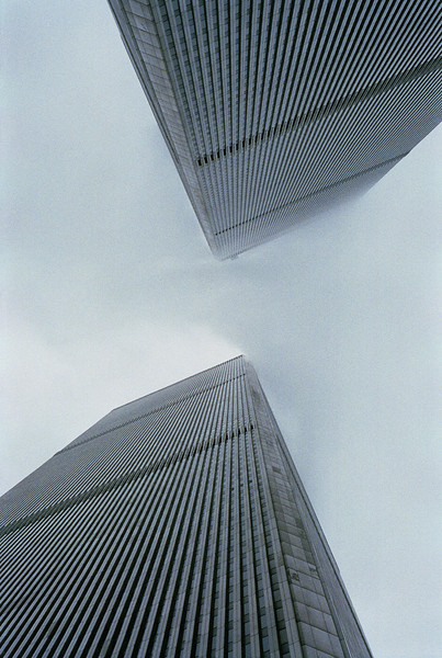 Twin Towers. May 2001