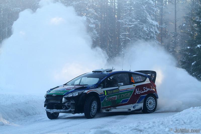 4 latvala jm anttila m (fin) ford fiesta RS WRC 45