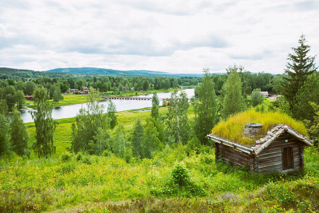 Flottbro i Dalarna