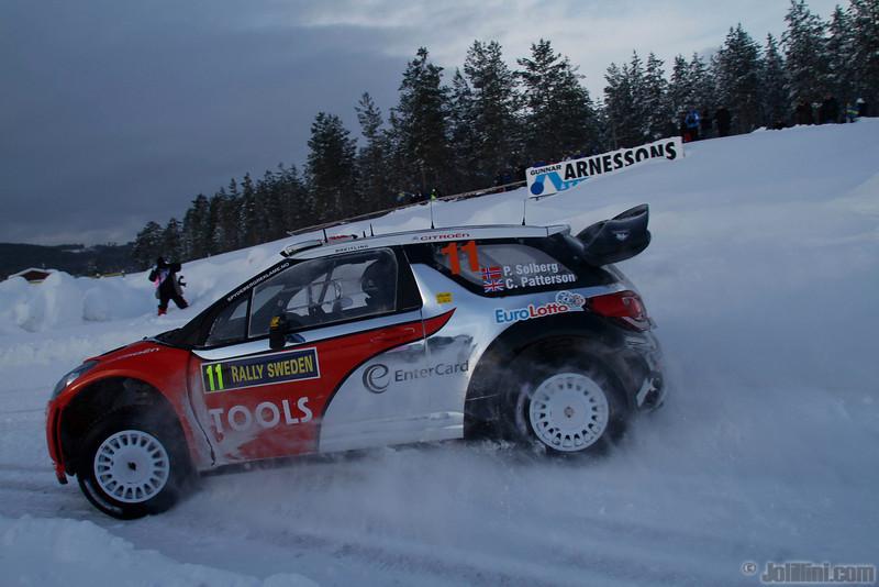 11  solberg p patterson c (nor gbr) citroen DS3 WRC 12