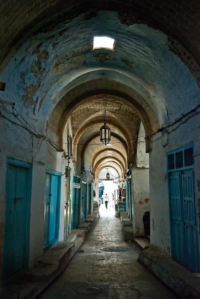 Souk alleys