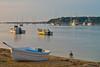 """""""Edgartown Harbor""""<br /> Sunrise at Edgartwon Harbor, Massachusetts"""